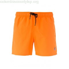 New collection SWIM SHORTS ORANGE FLUO K.WAY MEN WTxYBm8W