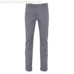 New collection SLIM-FIT COTTON CHINOS ACIER BEST MOUNTAIN MEN MBz1PqmE