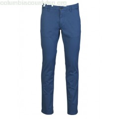 New collection SLIM-FIT COTTON CHINOS ENSIGN BLUE TIMBERLAND MEN elIu4uFS