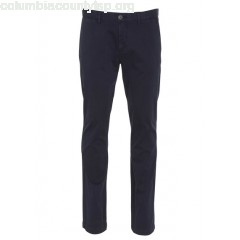 New collection SLIM-FIT COTTON CHINOS MARINE IKKS MEN uZsTucXB