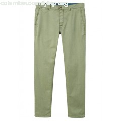 New collection SLIM-FIT COTTON CHINOS OLIVA MANGO MEN H0qdr121
