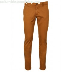 New collection SLIM-FIT COTTON CHINOS RUBBER TIMBERLAND MEN A16iETM0