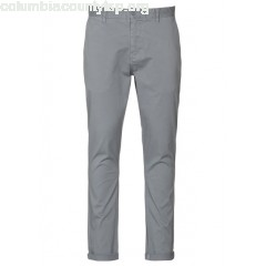 New collection STRETCH COTTON CHINOS AIRFORCE BLUE MINIMUM MEN W56joOfb