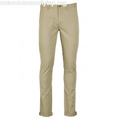 New collection STRETCH COTTON SKINNY CHINOS STONE BEN SHERMAN MEN xBpkUXJ4