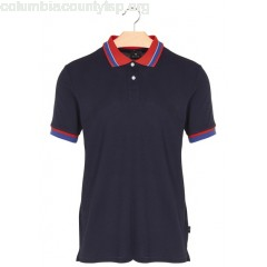 New collection REGULAR-FIT COTTON PIQUÉ POLO SHIRT RED PAUL SMITH MEN xsGeNaLT