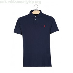 New collection SHORT-SLEEVED SLIM-FIT POLO SHIRT NEWPORT NAVY POLO RALPH LAUREN MEN HyK0ZFLB