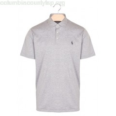 New collection SLIM-FIT COTTON POLO SHIRT ANDOVER HEATHER POLO RALPH LAUREN MEN vhWdWMDm