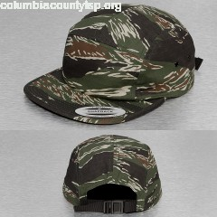5 Panel Caps Classic Jockey in camouflage uo3r11NA