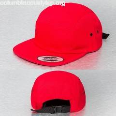 5 Panel Caps Classic Jockey in red 8eoe5H6w