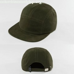 5 Panel Caps Strapback in green PXfOxtK4