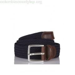 New collection BRAIDED BELT MARINE GANT MEN fyjAviQI