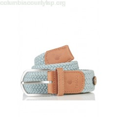 New collection BRAIDED CANVAS BELT MINERAL FAGUO MEN O0PHGVrR