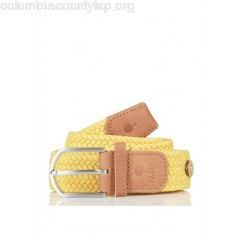 New collection BRAIDED CANVAS BELT SUN FAGUO MEN PMDln4Zv