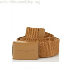 New collection CANVAS BELT HZ00-HAMILTON BROWN CARHARTT WIP MEN Ki0jzJQv