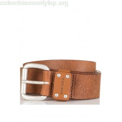 New collection LEATHER BELT 215 MOCHA DIESEL MEN i5giErCI