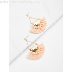 Mini Tassel Drop Earrings VsYuHakq