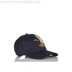 New collection ADJUSTABLE COTTON CAP WITH PATCH NAVY CHEVIGNON MEN iYkk0AWP