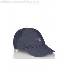 New collection ADJUSTABLE DENIM CAP INDIGO FONCE GANT MEN GZURt83s
