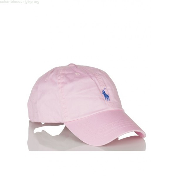 d4596bacd54 New collection COTTON CAP WITH EMBROIDERED LOGO CARMEL PINK POLO RALPH  LAUREN MEN Bc1FhhSl