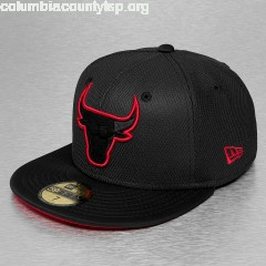Fitted Cap Diamond Era Prene Chicago Bulls in black 9oFKVMdu