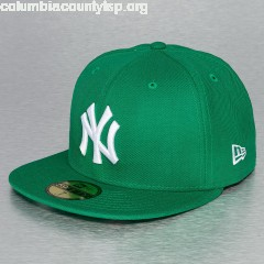 Fitted Cap MLB Basic NY Yankees 59Fifty in green 0wfO7wyo