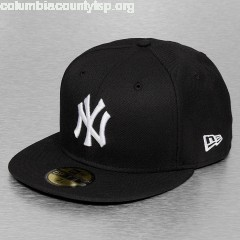 Fitted Cap MLB Basic NY Yankees in black LlpIBmKD