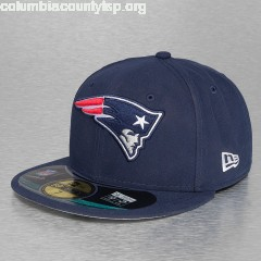 Fitted Cap NFL On Field New England Patriots 59Fifty in blue bhD6VFpT