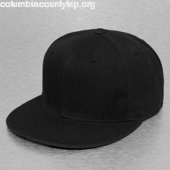 Fitted Cap Retro in black 9xs0S28a