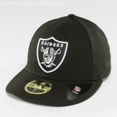 Fitted Cap Team Classic Oakland Raiders 5*9Fitfy Fitted in black 6xrJ5kf8