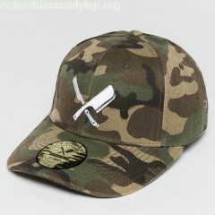 Snapback Cap Blades in camouflage 7HP2X6MS