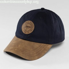 Snapback Cap Duke in blue bZdc2xYE