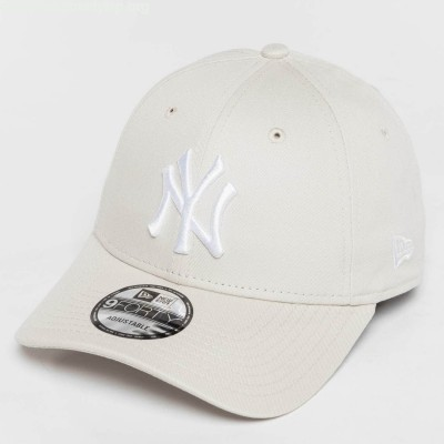 Snapback Cap League Essential NY Yankees in grey ppbbfI7H
