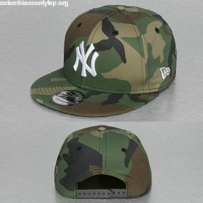 Snapback Cap MLB League Essential NY Yankees 9Fifty in camouflage FHkrtjke