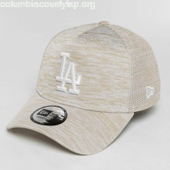 Snapback Cap <small>New Era</small><br> Engineered Fit LA Dodgers in grey uBgOCH1q