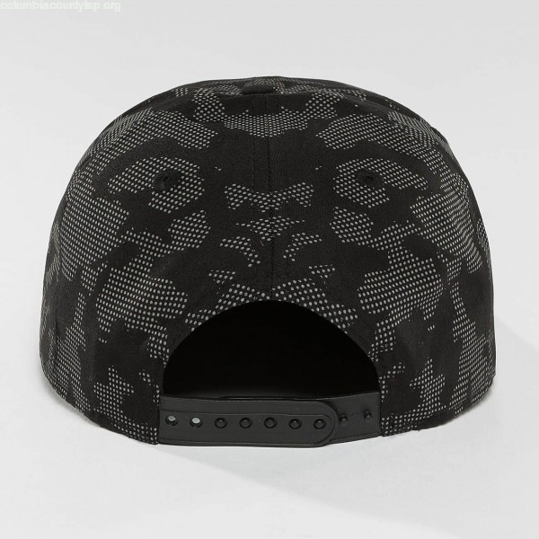 new arrival 251b0 9abe1 Snapback Cap Night Time Reflective LA Dodgers 9Fifty in black fJBYhAws