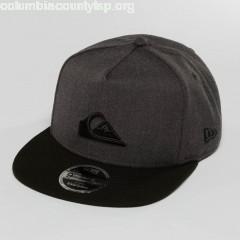 Snapback Cap Stuckles in grey TtqH13ec