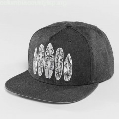 Snapback Cap Summerland in grey uL5ewBQr