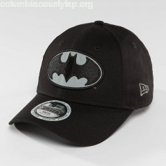 Women Snapback Cap Reflect Batman 9Forty in black cet36bYy