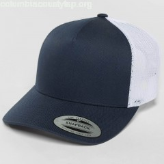 Trucker Cap 2-Tone Retro in blue ShUaozvF