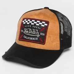 Trucker Cap California in black usRFBaru