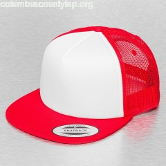 Trucker Cap Foam in red DNOFQenq