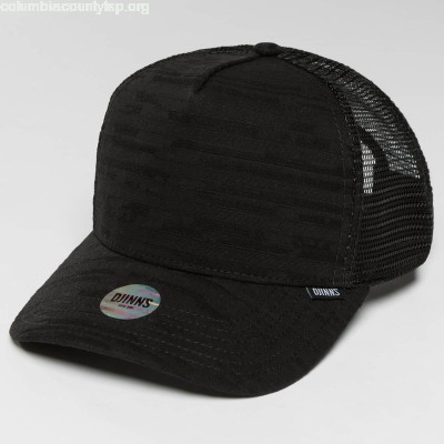 Trucker Cap HFT Bigseer in black 9sZyjGdw