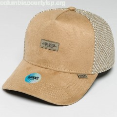 Trucker Cap HFT Part-Time Mesh in beige Lfl3RUVG