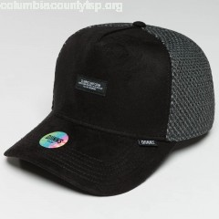 Trucker Cap HFT Part-Time Mesh in black tVW5XHXF