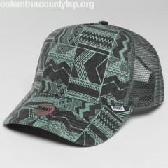 Trucker Cap HFT We Love Ugly in grey CNowIFyv
