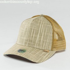 Trucker Cap Indoalot in beige L04pZbcK