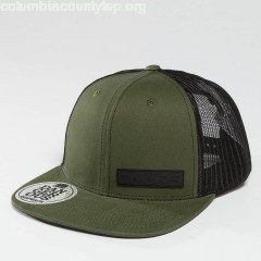 Trucker Cap Meanie in olive zDQMCgWY