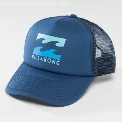 Trucker Cap Podium in blue ynRzSfvA