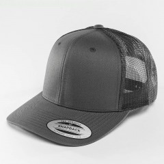 Trucker Cap Retro in grey 821DEch9