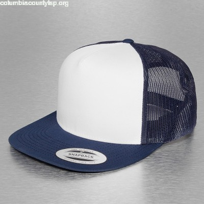 Trucker Cap UC6006 in blue myupcToW